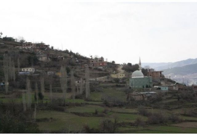 Gökmustafalı köyü - Bahçe - Osmaniye
