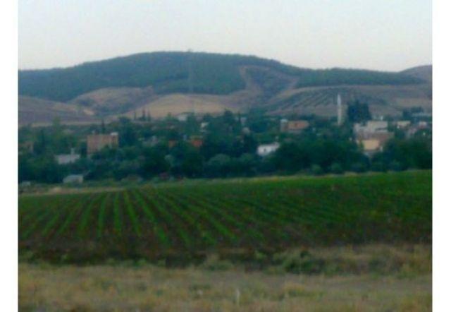 Alahanlı köyü - Osmaniye