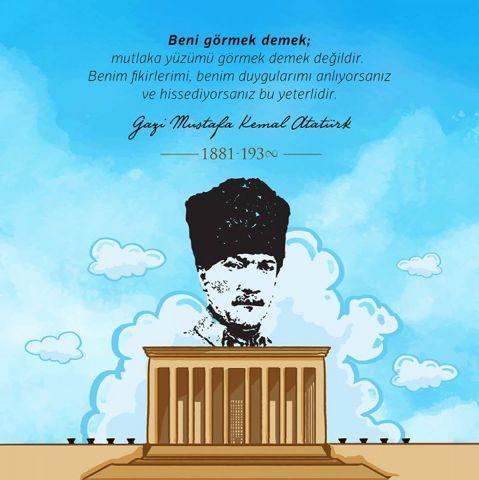 Gazi Mustafa Kemal Atatürkü ölümünün 78inci yılında