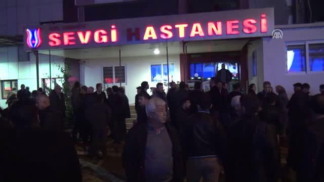 Güncelleme - Osmaniye'de Hastanede Silahlı Kavga : ...