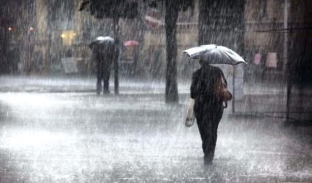 İki İl İçin Kuvvetli Yağış Uyarısı
