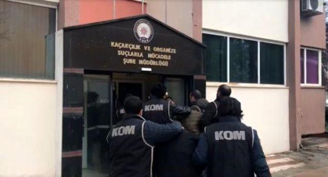 Malatya'da suç örgütü operasyonuna 11 tutuklama