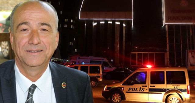 MHP'li Belediye Başkanı, Oğlunun Arkadaşlarıyla Çatışmaya ...