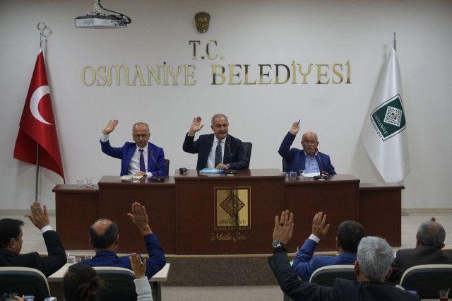 Osmaniye Belediyesi 2019 Yılı Bütçe Görüşmeleri Tamamlandı