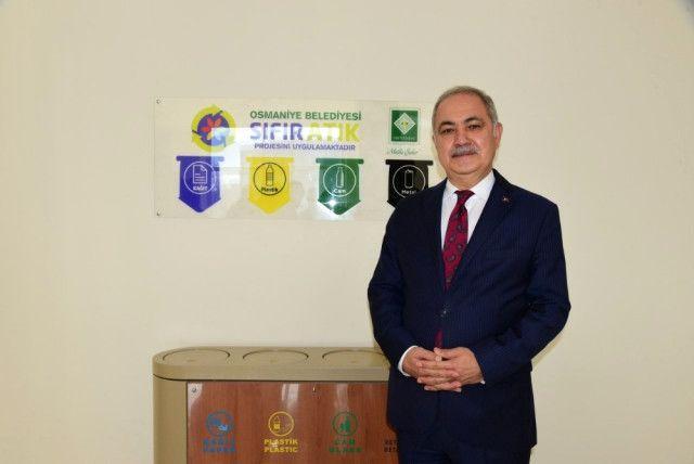 Osmaniye Belediyesi'nde Sıfır Atık Projesi Başladı