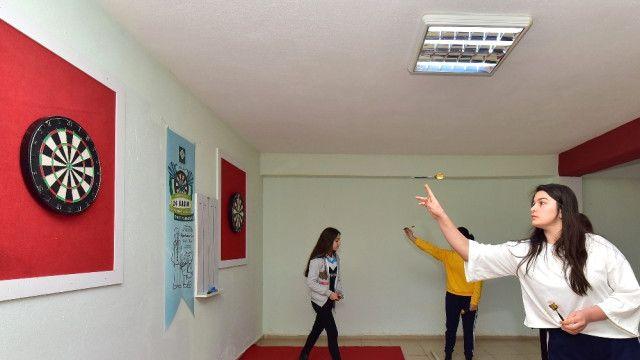 Osmaniye'de Okul Sporları Dart İl Birinciliği Sona ...