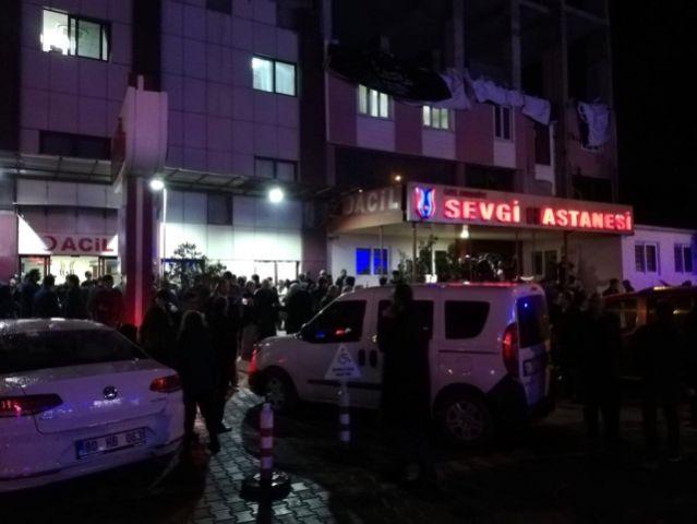 Osmaniye'de Silahlı Kavgada Yaralanan 2 Kişi Hayatını ...