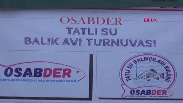 Osmaniye Denize Kıyısı Olmayan Kentte, İlk Kez Balık ...