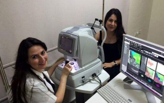Osmaniye Devlet Hastanesine göz tomografi cihazı alındı