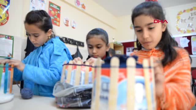 Osmaniye Suriyeli Öğrenciler, Türk Kardeşleri İçin ...