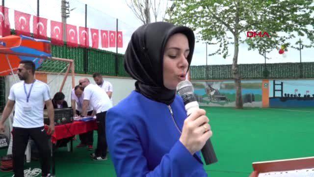 Osmaniye Yöresel Çocuk Oyunları Şenliğinde Eğlendiler