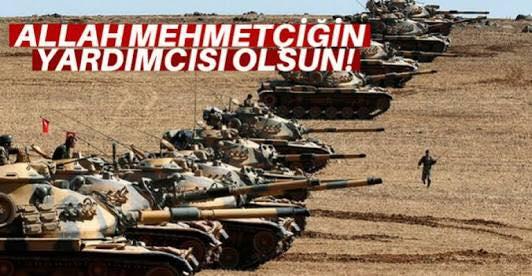 Afrin Vatandır. Türkiye Cumhuriyeti sadece iki şeye