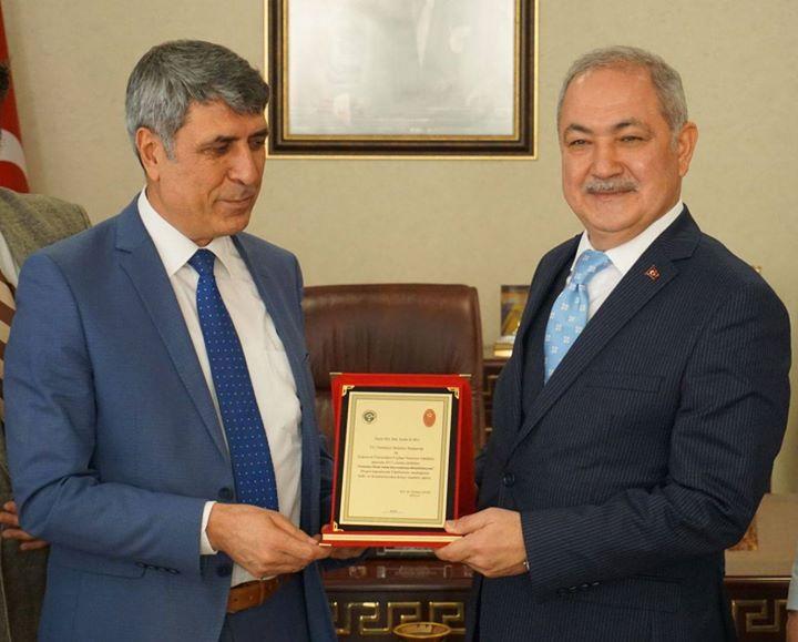 Çukurova Üniversitesi Ceyhan Veteriner Fakültesi Dekanı