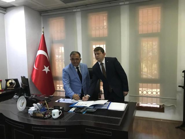 Osmaniye Batı Karadeniz'in Kardeşi Oldu