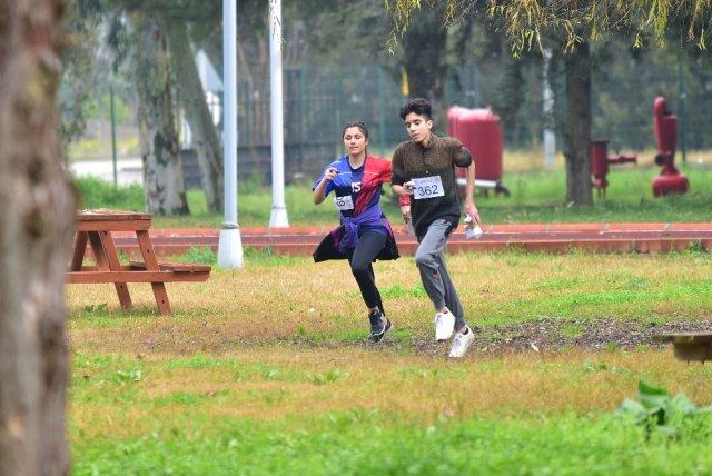 Osmaniye'de Okul Sporları Oryantiring Şampiyonası