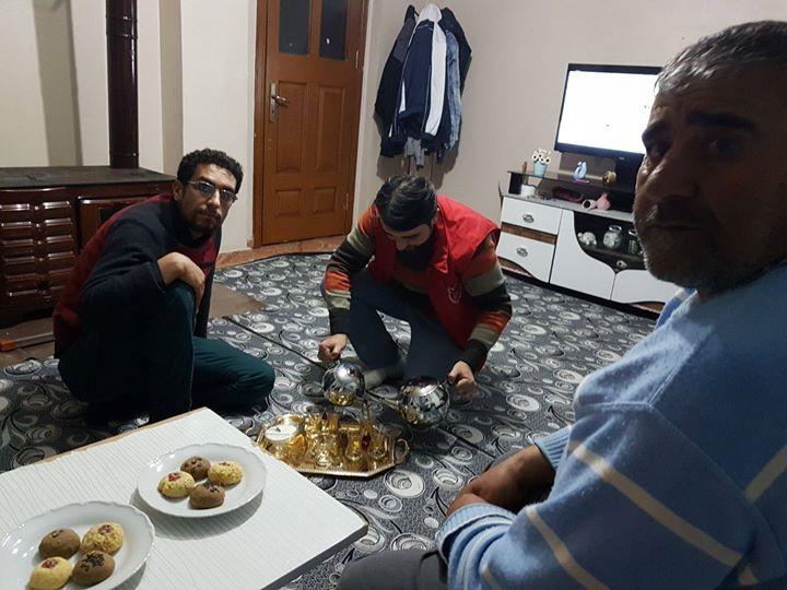 Osmaniye Gençlik Merkezimiz olarak gönüllü gençlerimiz