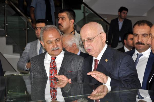 TBMM Başkanı Kahraman, Mersin'de (2)