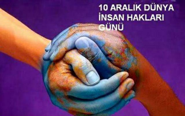 Tüm insanların özgürce yaşayabileceği ve eşit haklara